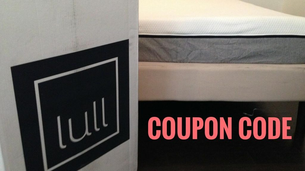 Lull Mattress Discount Coupon & Promo Code