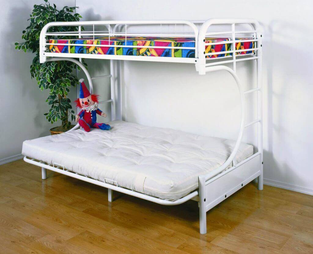 Top 5 Bunk Beds with Mattresses under 200$