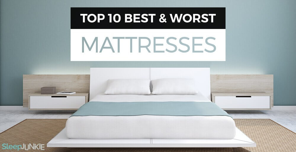 Top 10 Best Mattresses Under 500