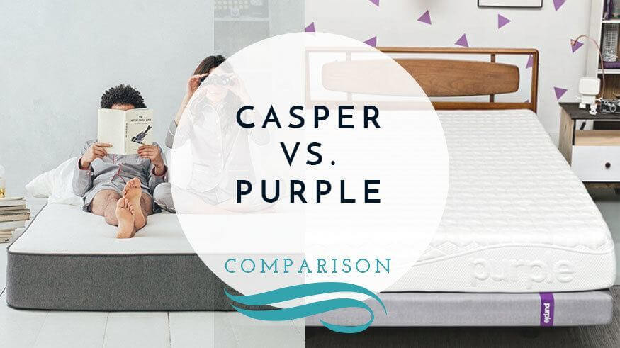 Sleep Number Bed vs TempurPedic vs DynastyMattress vs Casper vs Purple