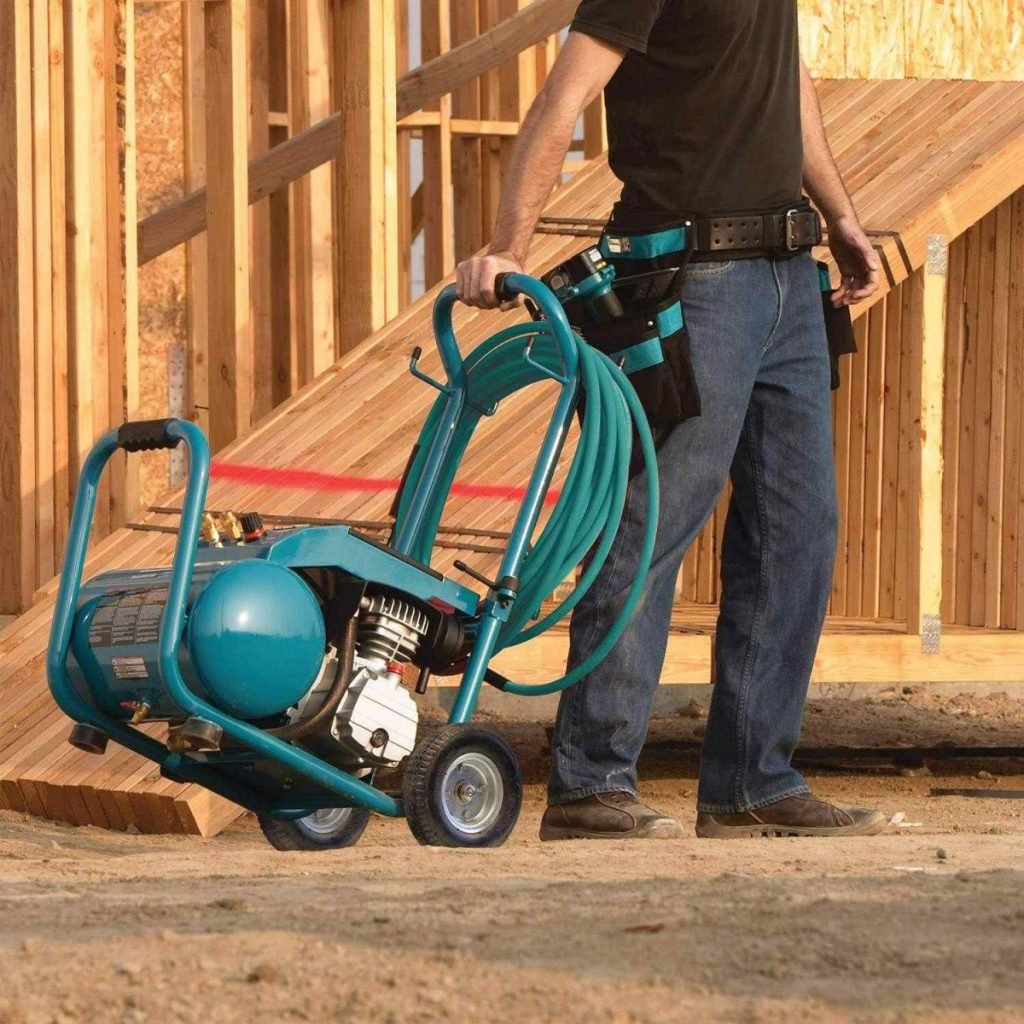 Makita Mac5200 Air Compressor Review