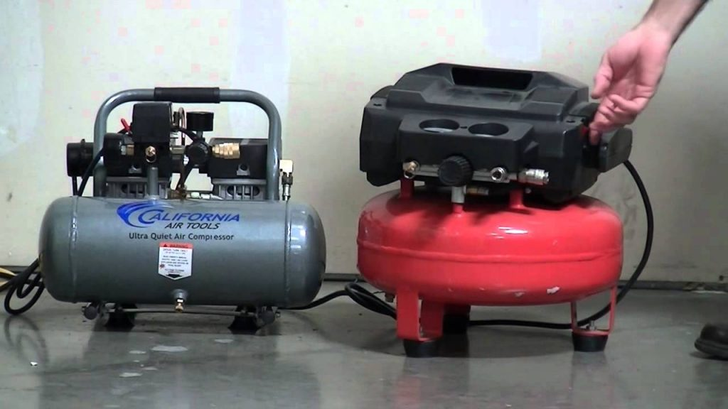 Reviewing the Best California Air Tools Compressor