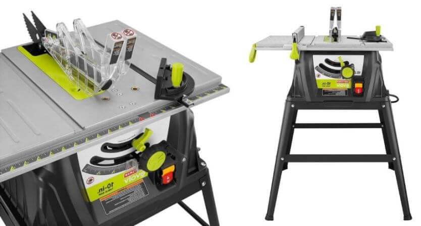 Top 5 Best Table Saw under 300