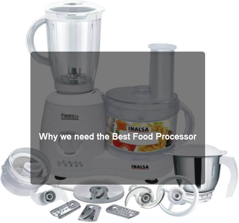 Top Rated Best Food Processor Under $100